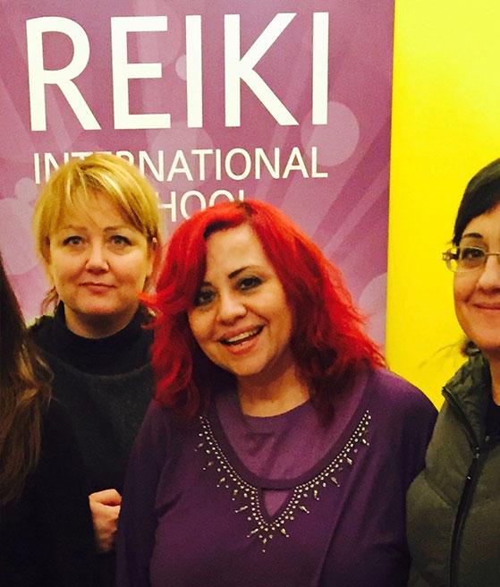 Elenco dei Reiki Master riconosciuti