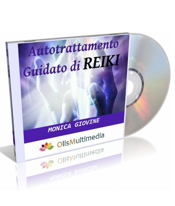 Autotrattamento Reiki guidato MP3